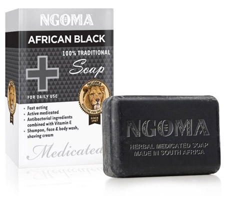 Ngoma African Black Soap