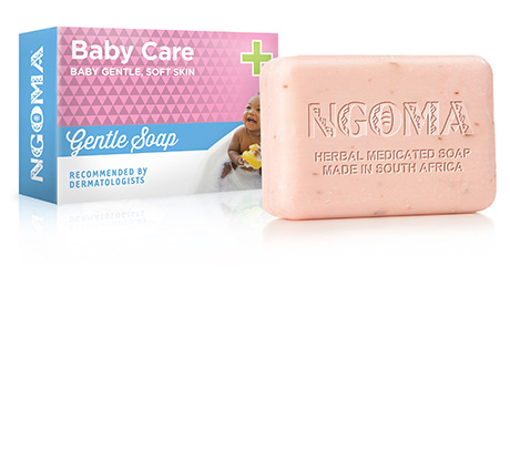 Ngoma Baby Care Soap
