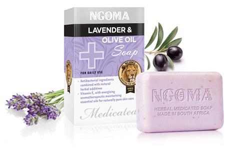 Ngoma Lavender Amp Olive Oil Soap