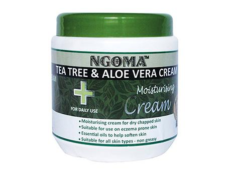 Ngoma Tea Tree Amp Aloe Vera Cream
