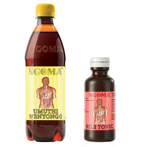 Umuthi wengonyo / bile tonic